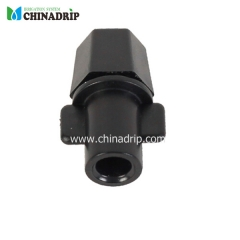 small droplet one outlet fogger black color